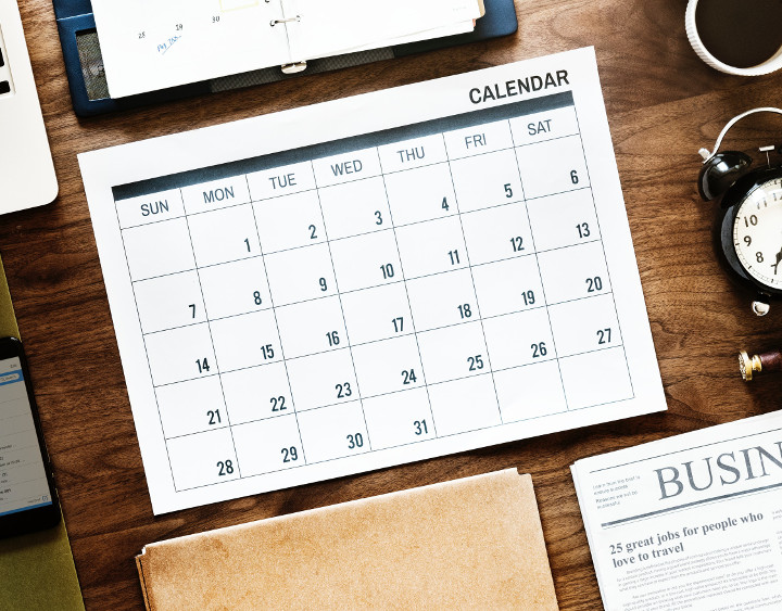 Nächste Veranstaltung: Monatsversammlung Dezember
